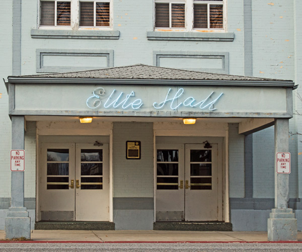 ELITE — Dance and meeting hall is worth preserving, supporters say. (Erin West photo)